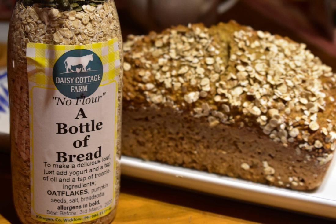 Bottle of Bread - The Best Baking Mix in Ireland