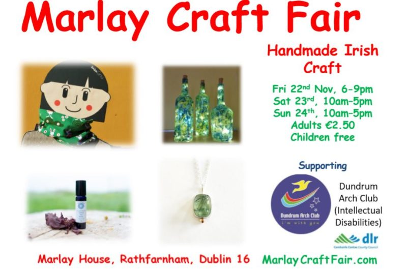 Daisy Cottage Farm on Tour – Marlay House 22-24 November 2019