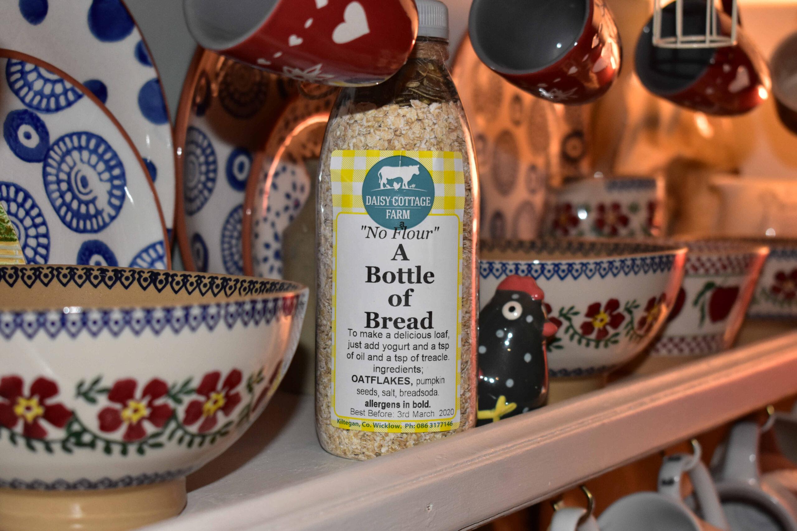 A Bottle of Bread