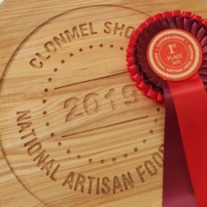 National Artisan Food Awards Plaque