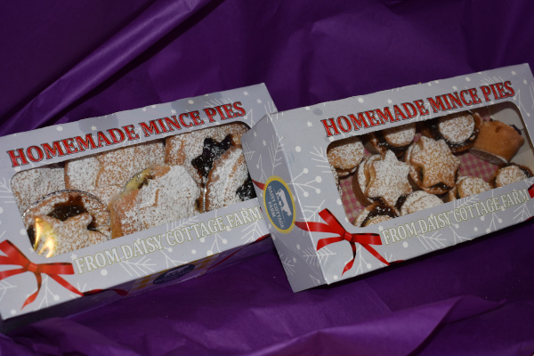 Daisy Cottage Farm Mince Pies - the best in Ireland