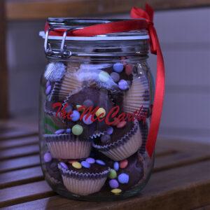 Baby Cakes Jar