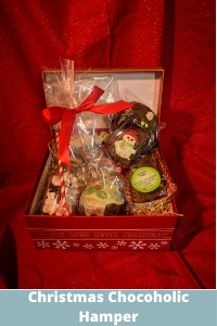 Christmas Chocoholic Hamper