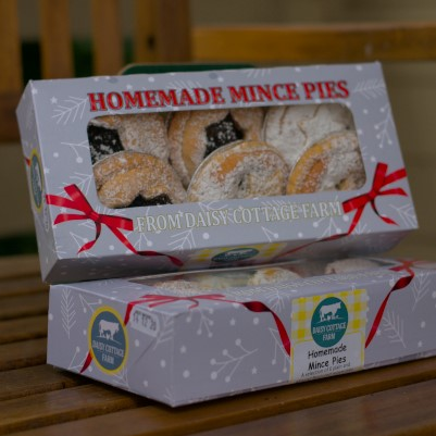 Daisy Cottage Farm Mince Pies
