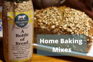 Daisy Cottage Farm Home Baking Mixes