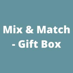 Mix & Match Home Baking Mixes - Gift Box