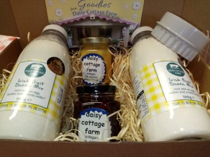 Daisy Cottage Farm Afternoon Tea Treat Box
