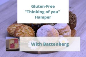 Daisy Cottage Farm Gluten Free Thinking of You Hamper