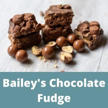 Daisy Cottage Farm Bailey's Chocolate Fudge