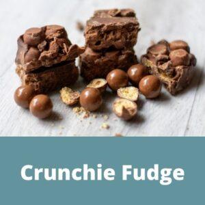 Daisy Cottage Farm Crunchie Fudge