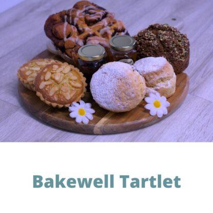 Daisy Cottage Farm Gluten Free Bakewell Tartlet