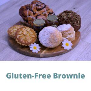 Daisy Cottage Farm Gluten-Free Brownie
