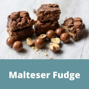 Daisy Cottage Farm Malteser Fudge