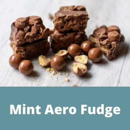 Daisy Cottage Farm Mint Aero Fudge