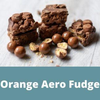 Daisy Cottage Farm Orange Aero Fudge