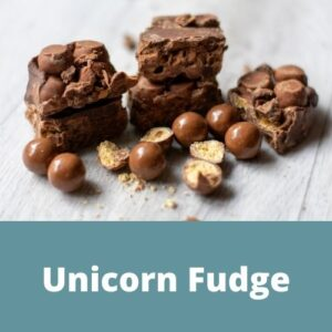 Daisy Cottage Farm Unicorn Fudge
