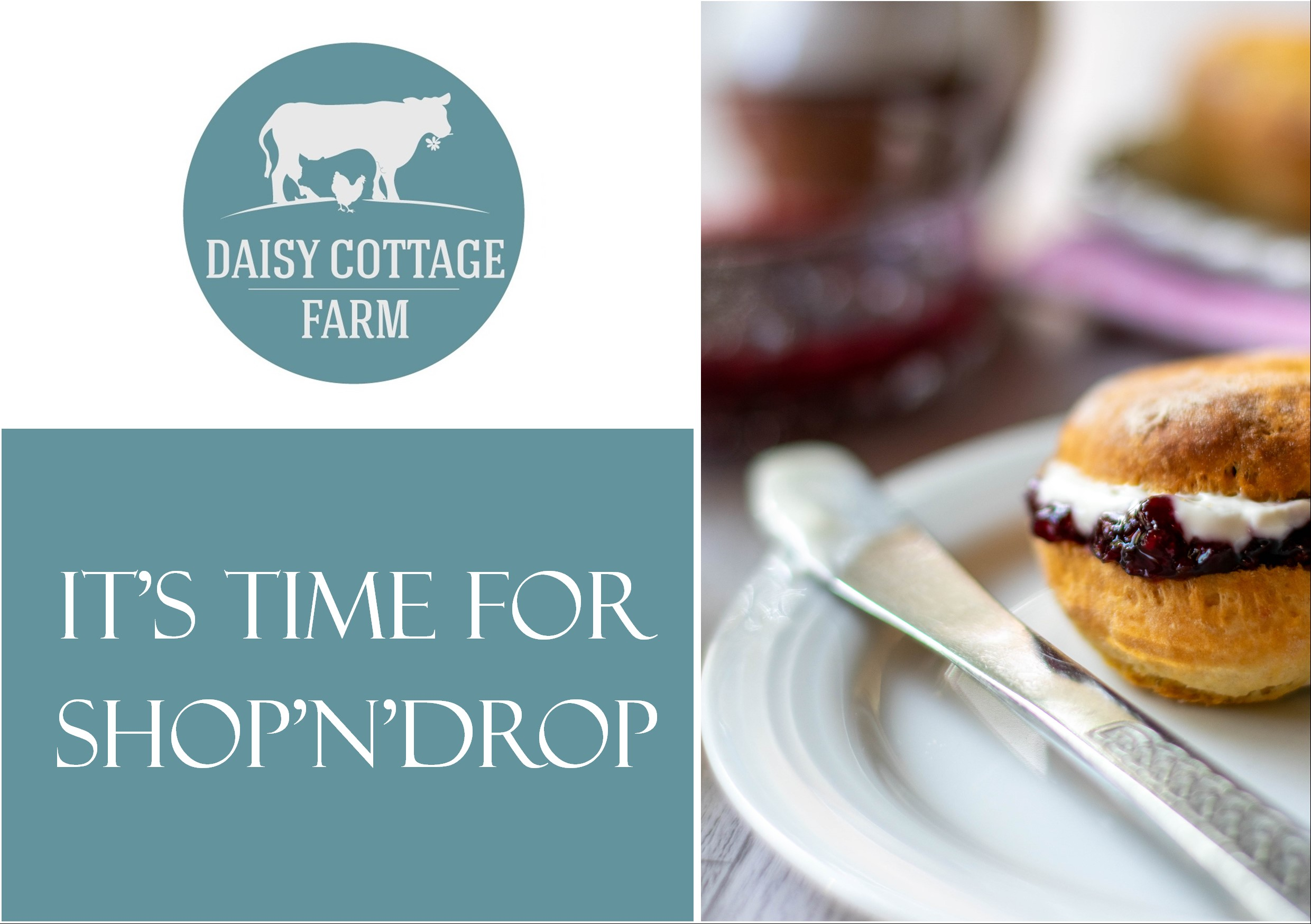 Daisy Cottage Farm Shop'n'Drop