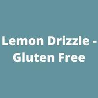 Daisy Cottage Farm Lemon Drizzle Traybake Gluten Free