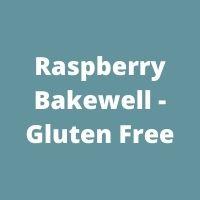 Daisy Cottage Farm Raspberry Bakewell Gluten Free